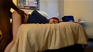Redhead Milf Cheating at Hotel with BBC