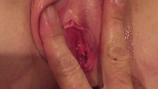 Sexy wife cant handle her squirting