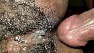 Wife loves long dick pussy pounding
