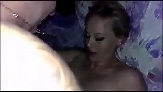 Cheating wife getting fucked at home