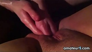Wife Getting Her Pussy Loose Fisted