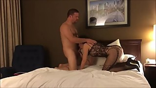 Brunette wife quicky on real homemade