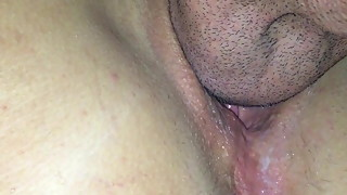 My uk slut wife gets pussy licked