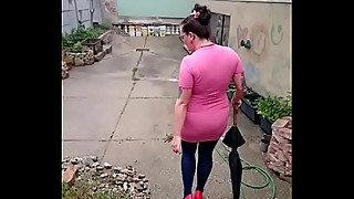 Susannlove77 in Pissing Action