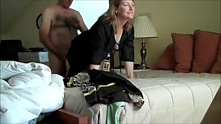 Real cheating wife homemade