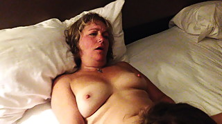 MILF First time shared