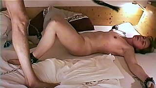 Maria spanked, whipped, fucked and coming (full version)