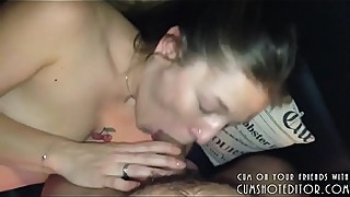 Submissive Young Wife Loves Cum POV
