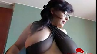 Big Tits MILF Seethrough Dress Camshow - Chattercams.net