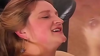 Horny Cousin Cums On BBW