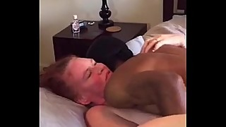 Lisa getting bred by young BBC   Creampie