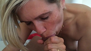 Hot Wife Swallow Compilation