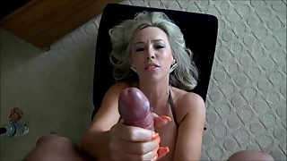 Name the Whore- Blonde MILF Wife Stripped  and Fucked