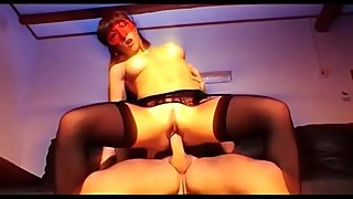 Amateur double penetration #1