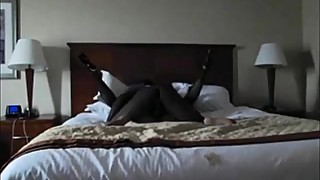 Amateur milf interracial