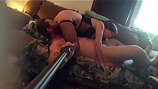 Short clip of us enjoying some 69 fun. Till hubby dropped camera!!