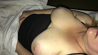 Horny Wife Early Morning Masturbation - My Very 1st Homemade Video