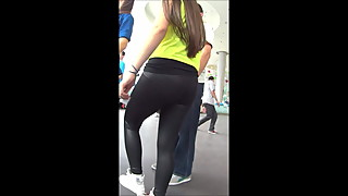 leather leggings dancing whore