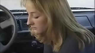 blowjob in a car loads of sperm
