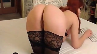 My MILF Exposed Busty wife playing her pussy