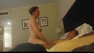 Hidden camera catches wife cheating with colleague in hotel