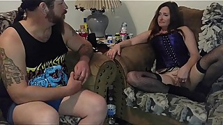 Get to know Rhiannas watch her suck cock