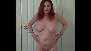 Redhot Redhead Show 9-7-2017 (Blowjob and Facial)